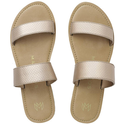 Malvados,Icon,Alalea,Womens,Fashion,Sandals,Rose gold, 7,8,9,10