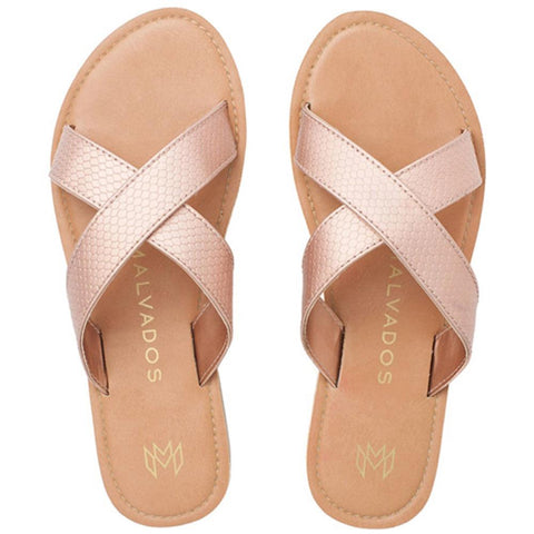 Malvados, Icon,Neko,Reptile,Sandals,Rose gold,5,6,7,8,9,10
