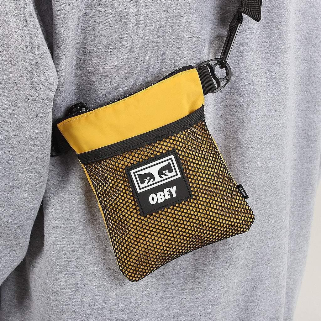 Obey Conditions Side Pouch