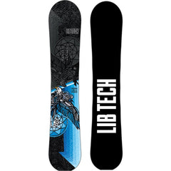 Lib Tech Terrain Wrecker C2X Freestyle Snowboard