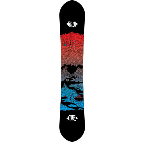 GNU T2B 18 19 All Mountain Snowboards