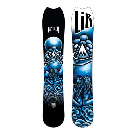 2019 LIB TECH JL TITTYFISH MENS SNOWBOARD ALL MOUNTAIN