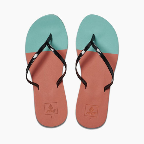 Reef Bliss Toe Dip Flip Flops