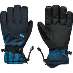 EQYHN03111-BQC4, Blue, Black, Quiksilver, Mens Gloves, Mens Outerwear, Winter 2020