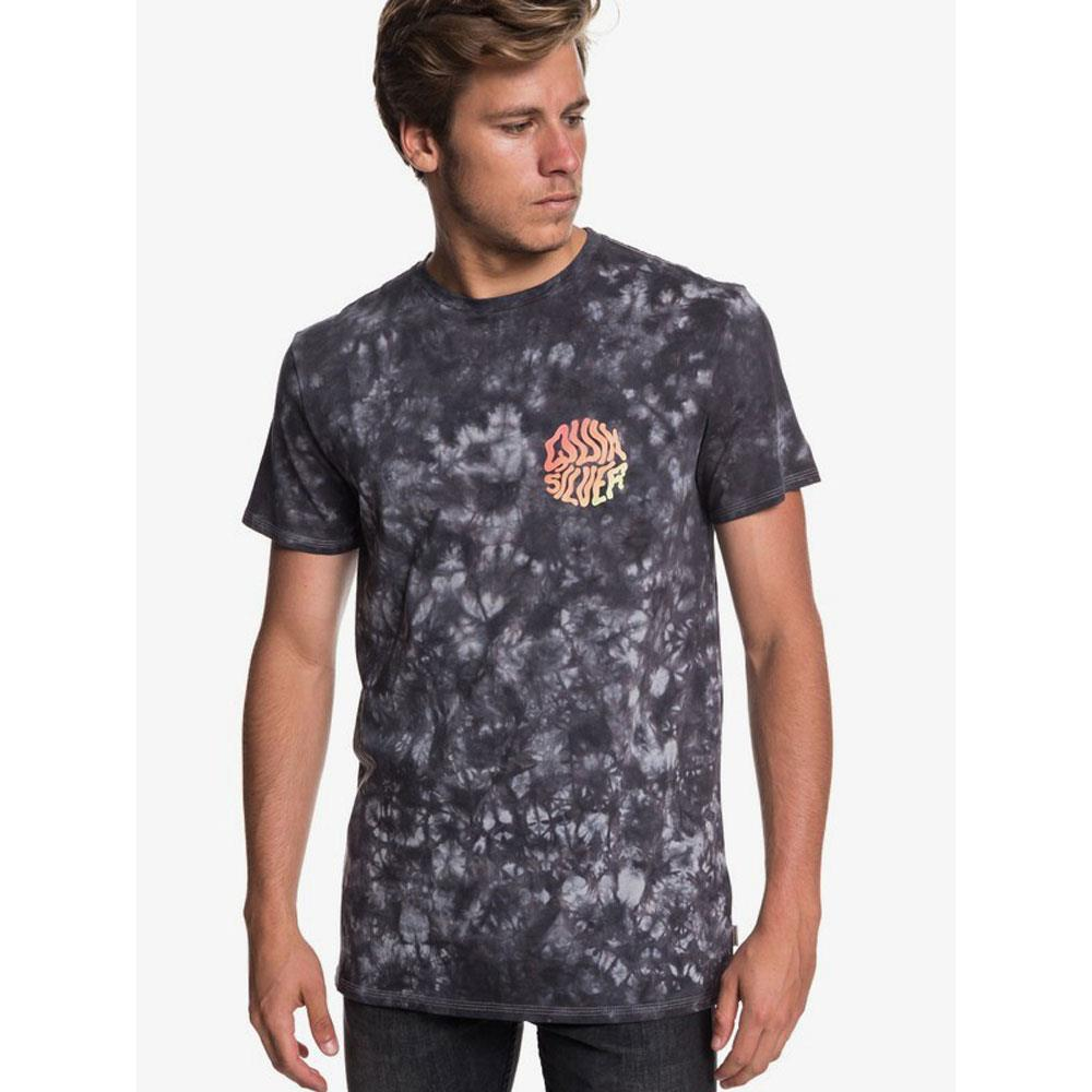 Quiksilver Melted Type Tee