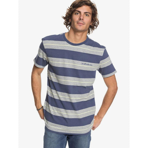 Quiksilver Mad Wax Stripes Tee