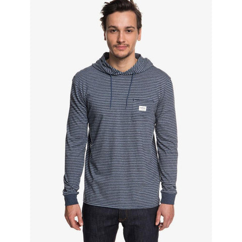 Quiksilver Zermet Long Sleeve Hooded Top