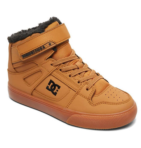DC Pure Winter High Tops Boys