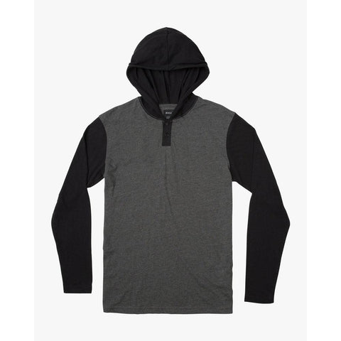 RVCA Boys Pick Up Knit Hoodie