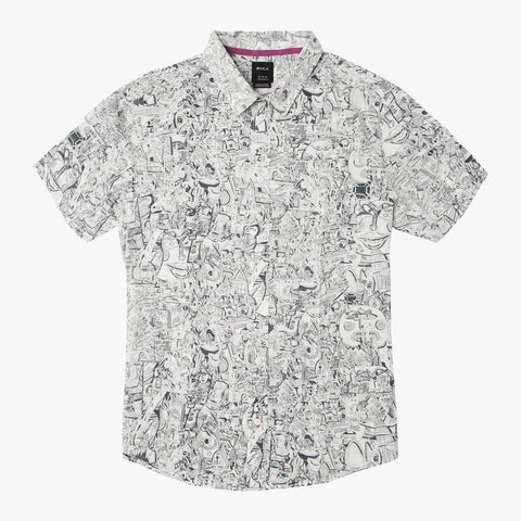 RVCA Grillo Button Up Shirt