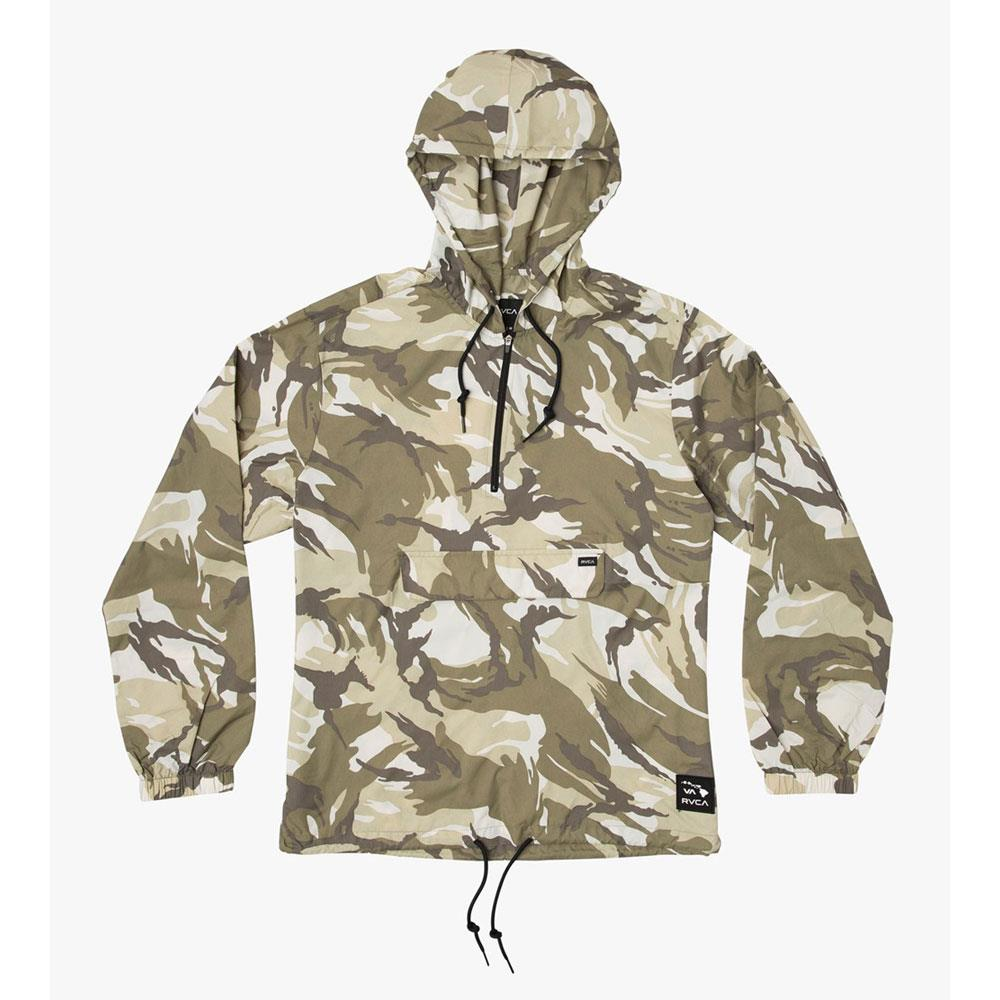 RVCA Island Public Works Packable Jacket