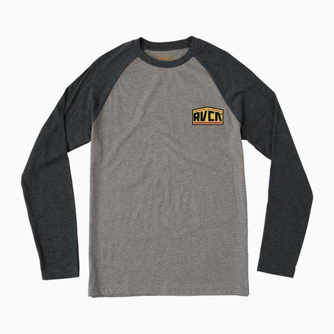 RVCA Roadside Baseball Raglan Shirt