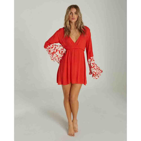 Billabong Night Fever Mini Dress