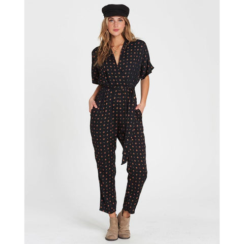 Billlabong Bed Story Jumpsuit