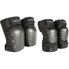 ProTec Street Knee And Elbow Pad Set