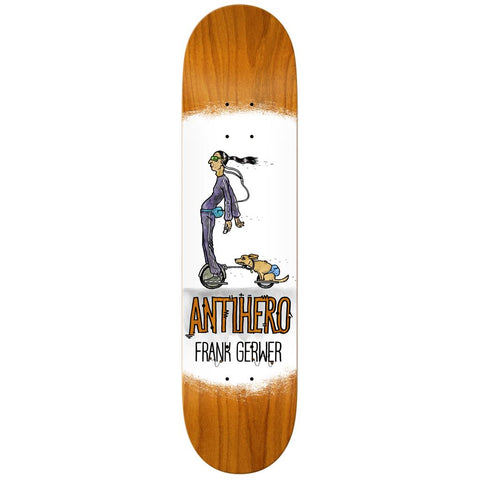 Anti Hero Gerwer Electric Lux Skateboard Deck