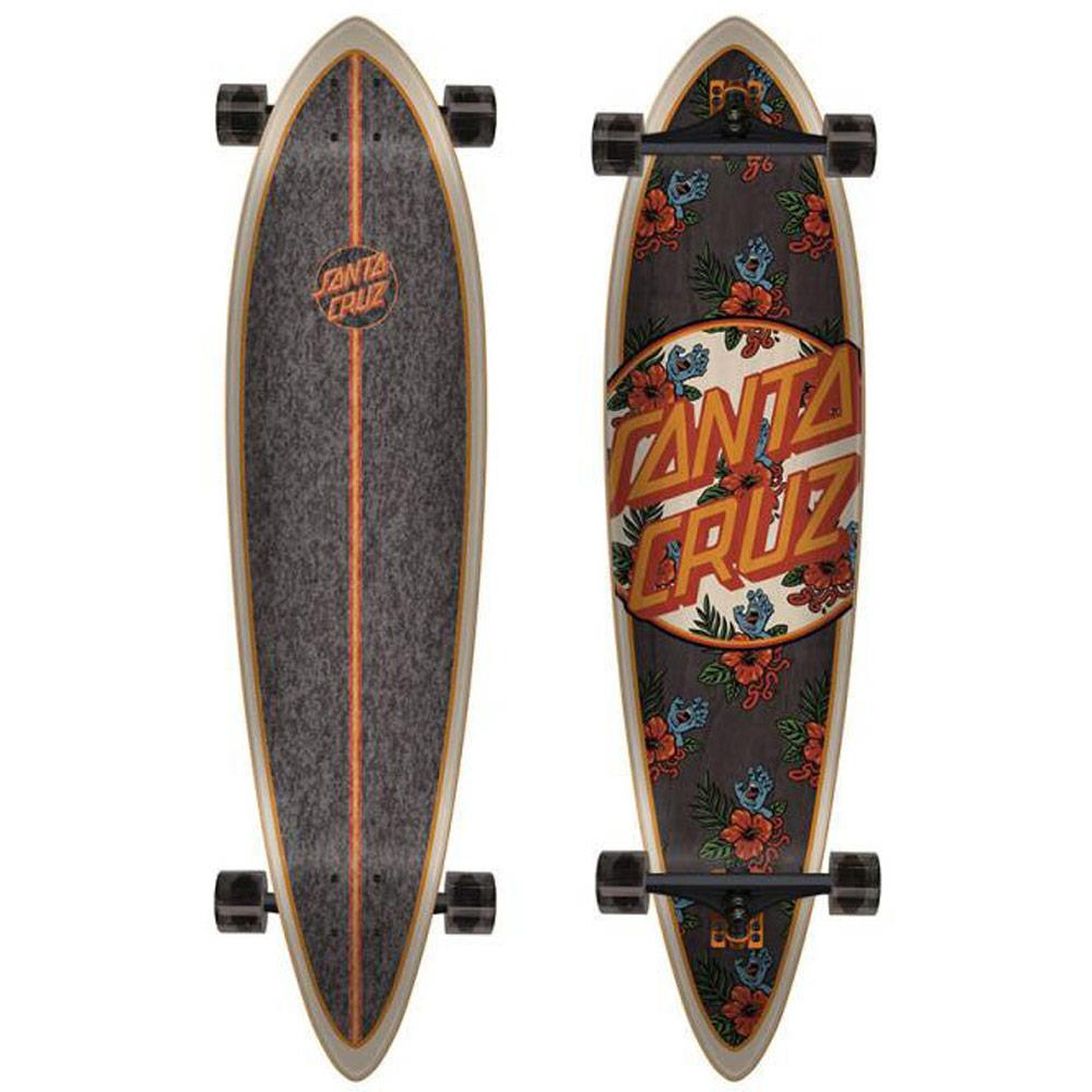 "Santa Cruz, Longboard Complete, Vacation Dot Pintail, 39"", 11115361"