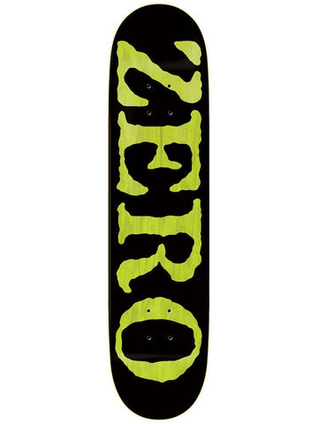 Zero Skateboards OG Font Price Point Deck