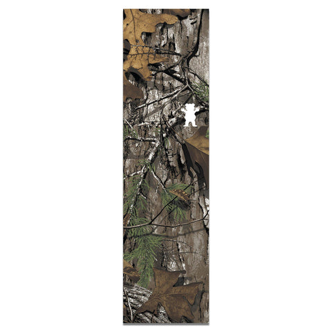 Grizzly Woodland Skateboard Grip Tape