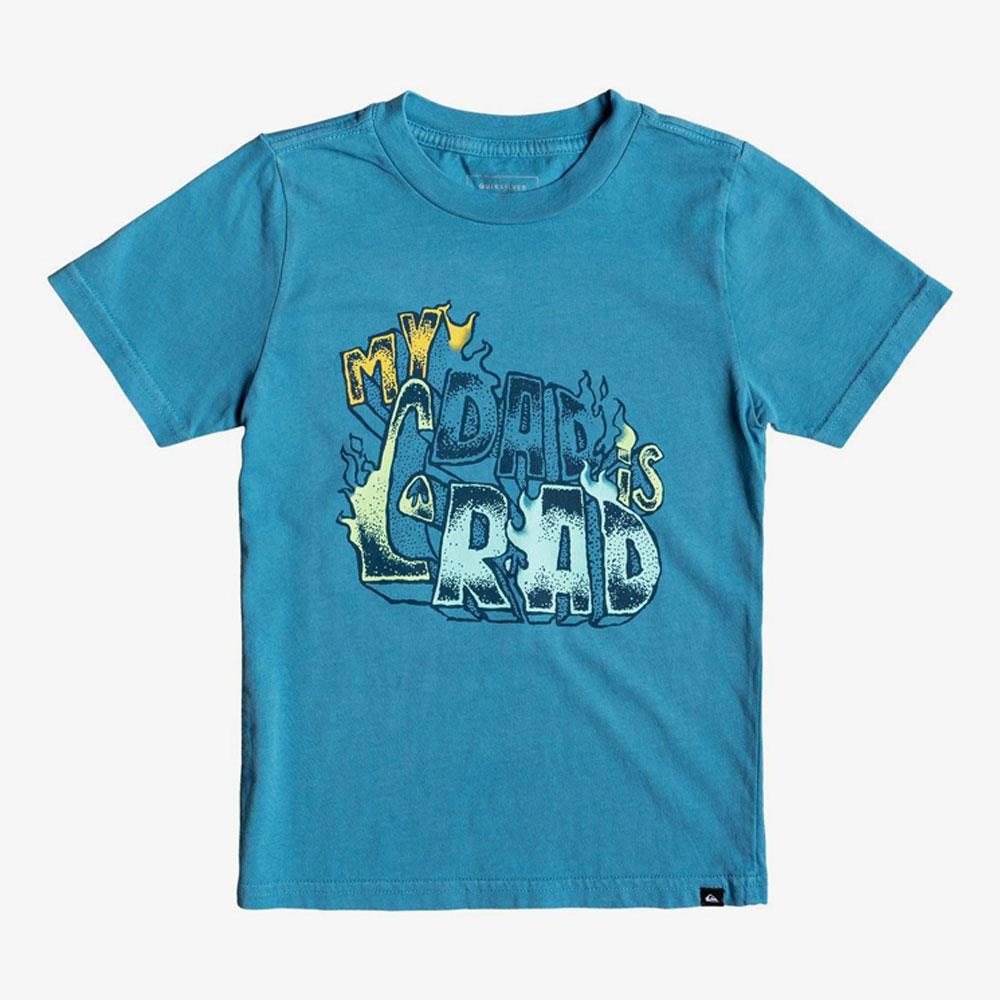 Quiksilver Boys Dad Rad Tee
