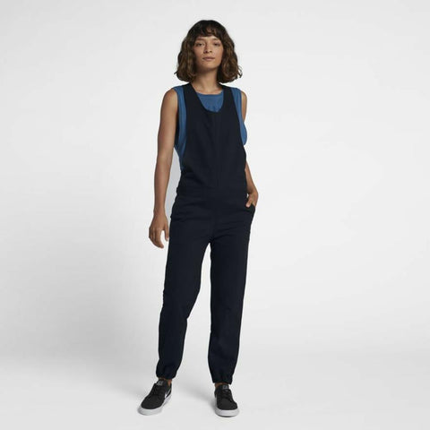 Hurley, Womens Jumpsuits, Modernist Jumpsuit, Black, AJ3597-010