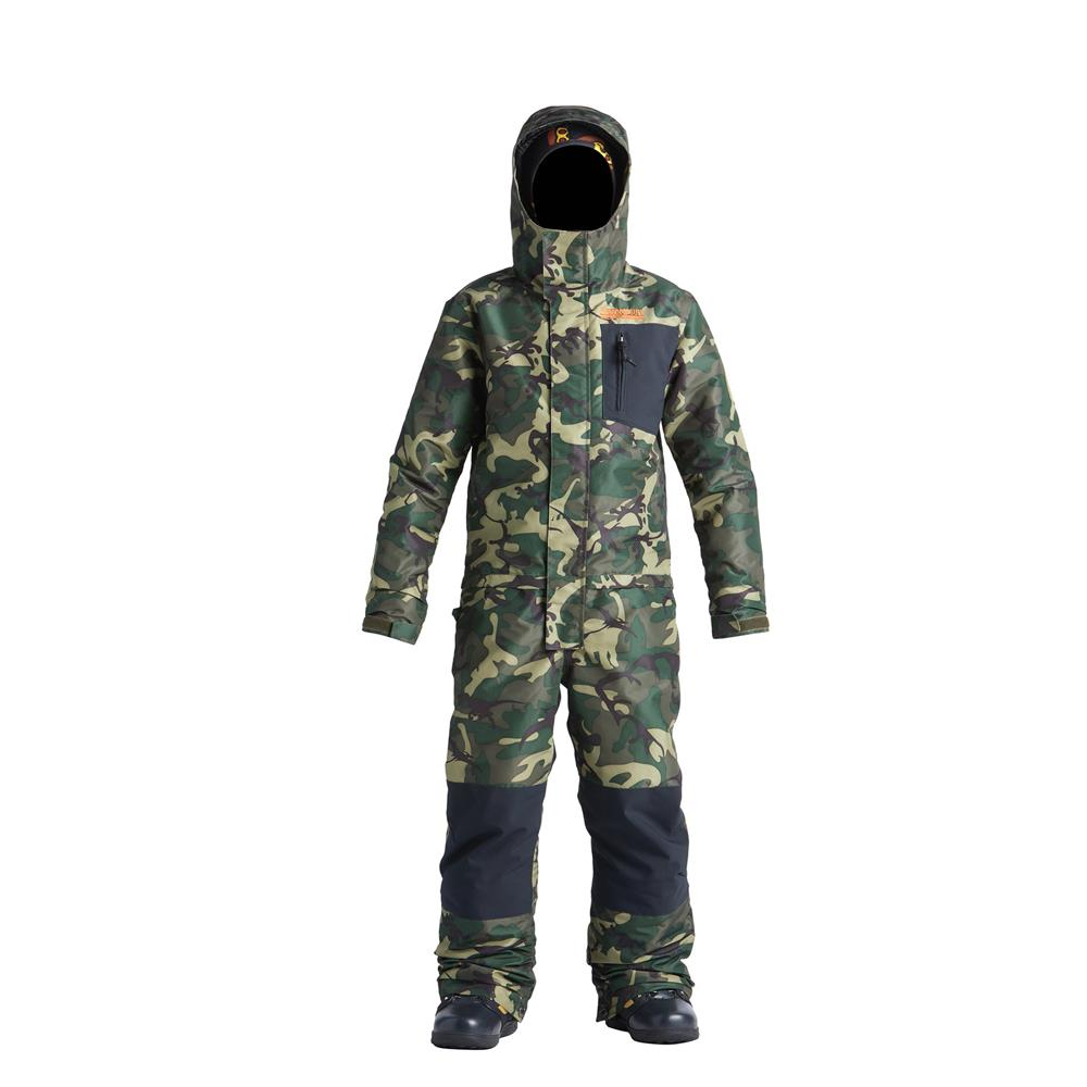 ab20ks1-ogd Airblaster Youth Freedom Suit og dinoflage front