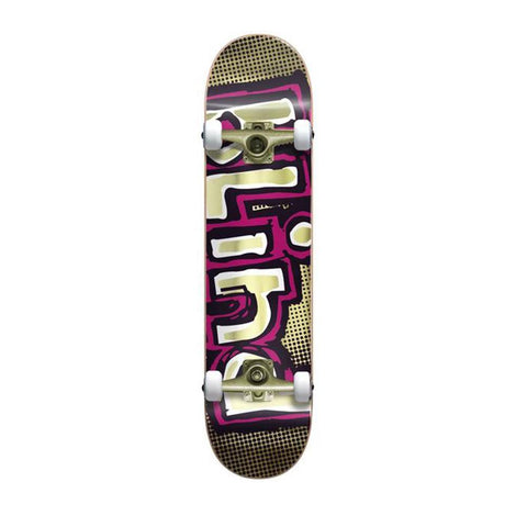 Blind, OG Foil Premium Complete, Gold, Complete Skateboard, 10511852, bottom view