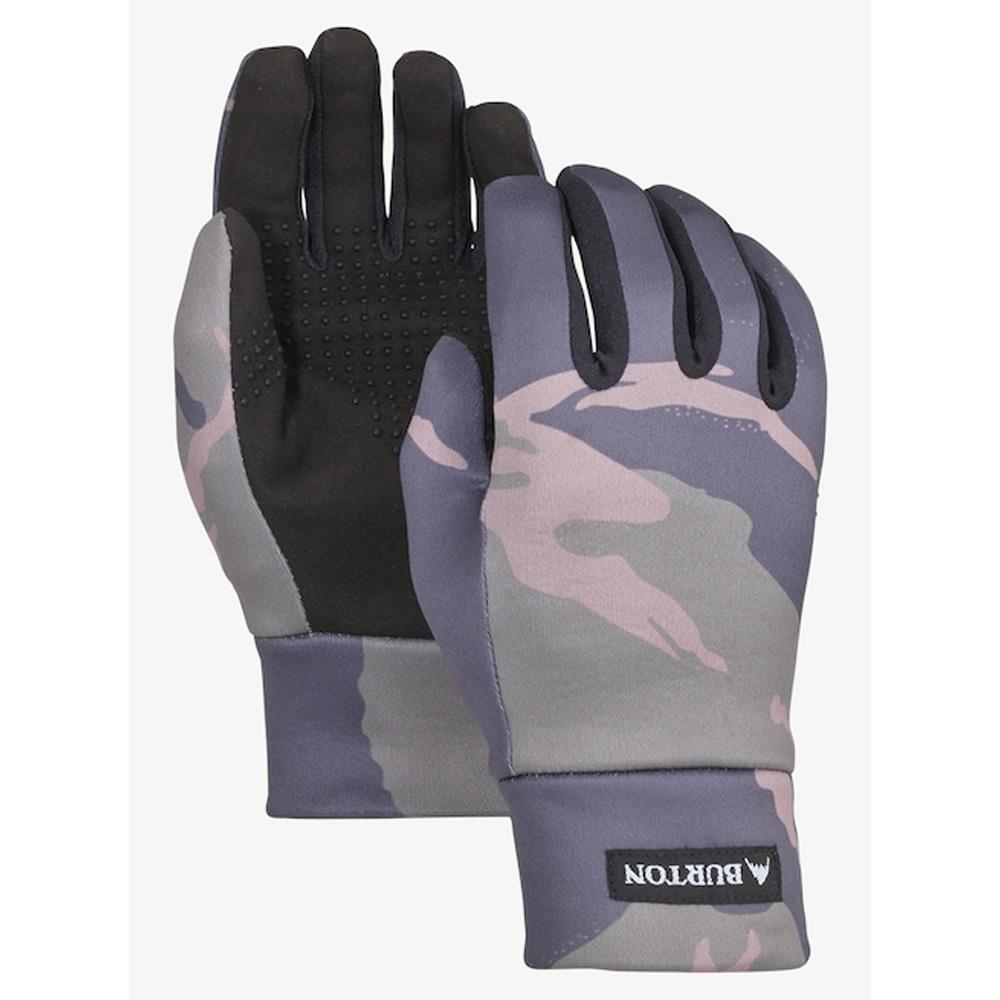 16669101300, Camo, Burton, Youth Touch N Go Glove Liners, Youth Gloves, Winter, Youth Outerwear