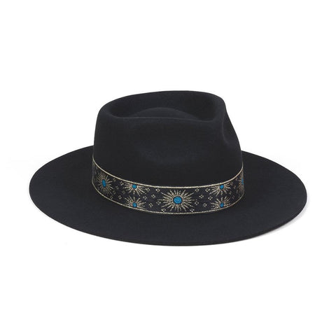 The Phoenix, Lack of Color, Womens Hats, Black, Fedora, Vintage