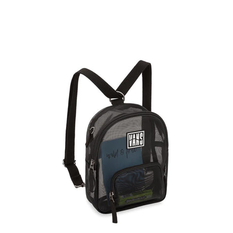 VN0A47QK-BLK, BLACK, VANS, TWO TIMING MESH BACKPACK, SCHOOL BACKPACKS, WOMENS, SPRING 2019