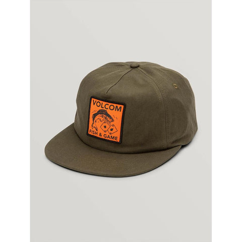 Volcom Fish And Gaming Hat
