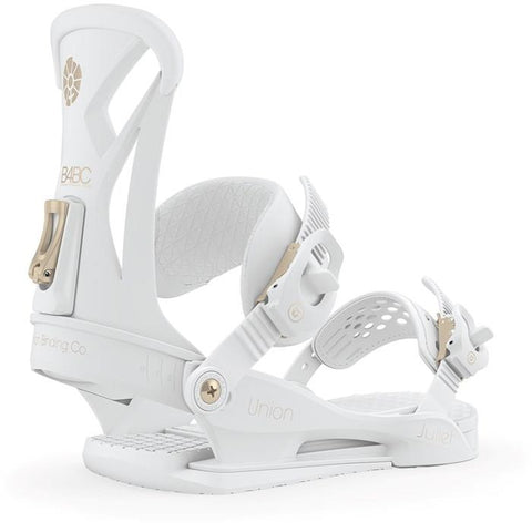 1933323 Union Bindings Womens Juliet Snowboard Binding B4BC back