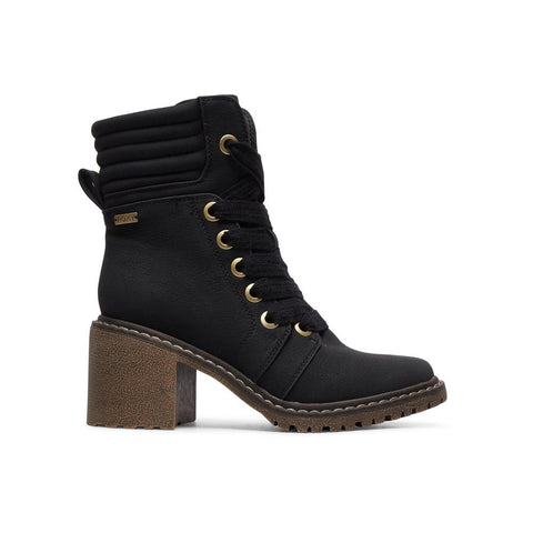 ARJB700631-BLK, EDDY J BOOT, BLACK, FALL, WOMENS BOOTS