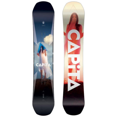 1911255, Capita, Defenders Of Awesome, Mens Freestyle Snowboards, Winter 2020, Red, Blue,