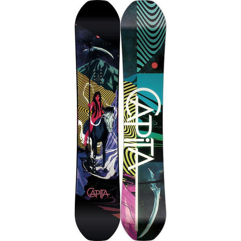 1911283, Capita Snowboards, Indoor Survival, Mens Freestyle Snowboards, Winter 2020, Pink, Blue, Black, Yellow,