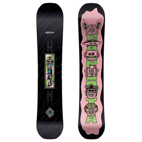 1911331. Capita Snowboards, Horrorscope, Winter 2020, Pink, Black, Mens Freestyle Snowboards