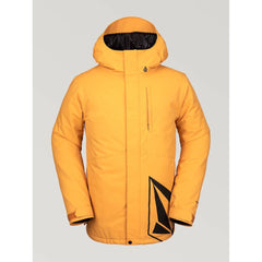 G0452010-RSG, Resin Gold, Yellow, Volcom, 17 Forty Insulated Jacket, Mens Outerwear, Mens Snowboard Jacket, Winter 2020