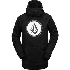G2452003-BLK, BLACK, VOLCOM, HYDRO RIDING HOODIE, MENS PULLOVER HOODIES, WINTER 2020