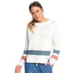 ERJSW03347-WBK0, SNOW WHITE, WHITE, TRAVEL IN COLOR SWEATER, ROXY, WOMENS SWEATERS, FALL 2019