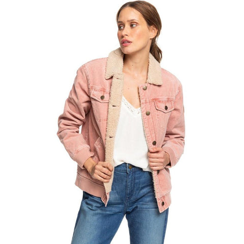 ERJJK03319-MMS0, Cedar Wood, Pink, Desert Sands jacket, Roxy, Womens Jackets, Casual, Fall 2019
