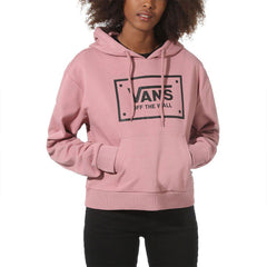 vn0a47vguxq Vans Boom Boom Unity Hoodie nostalgia rose front view