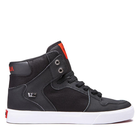 SUP-08204-039, Supra, Vaider mens, High Tops, Black Tuf-White