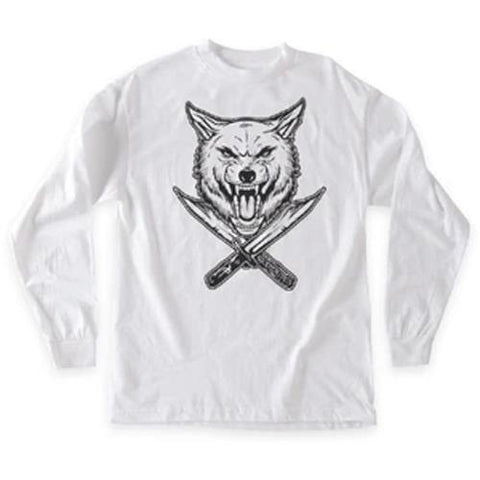 RDS Wolfknives Wolf Long Sleeve Tee