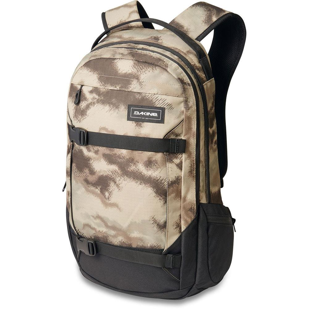 10002637-ASHCROFT CAMO, DAKINE, MISSION 25L BACKPACK, SNOWBOARD BACKPACKS