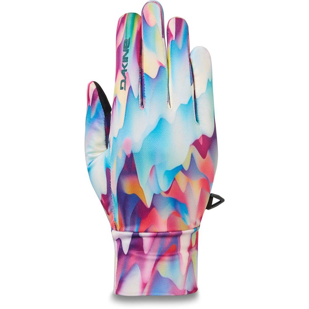 10000729-Mystical, Dakine, Multi colored, Womens Glove Liners, Rambler Liners, Winter 2020