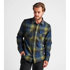 RW447.BLU, Nordsman Flannel LS Woven Shirt, Blue, Mens Shirts, Fall 2019