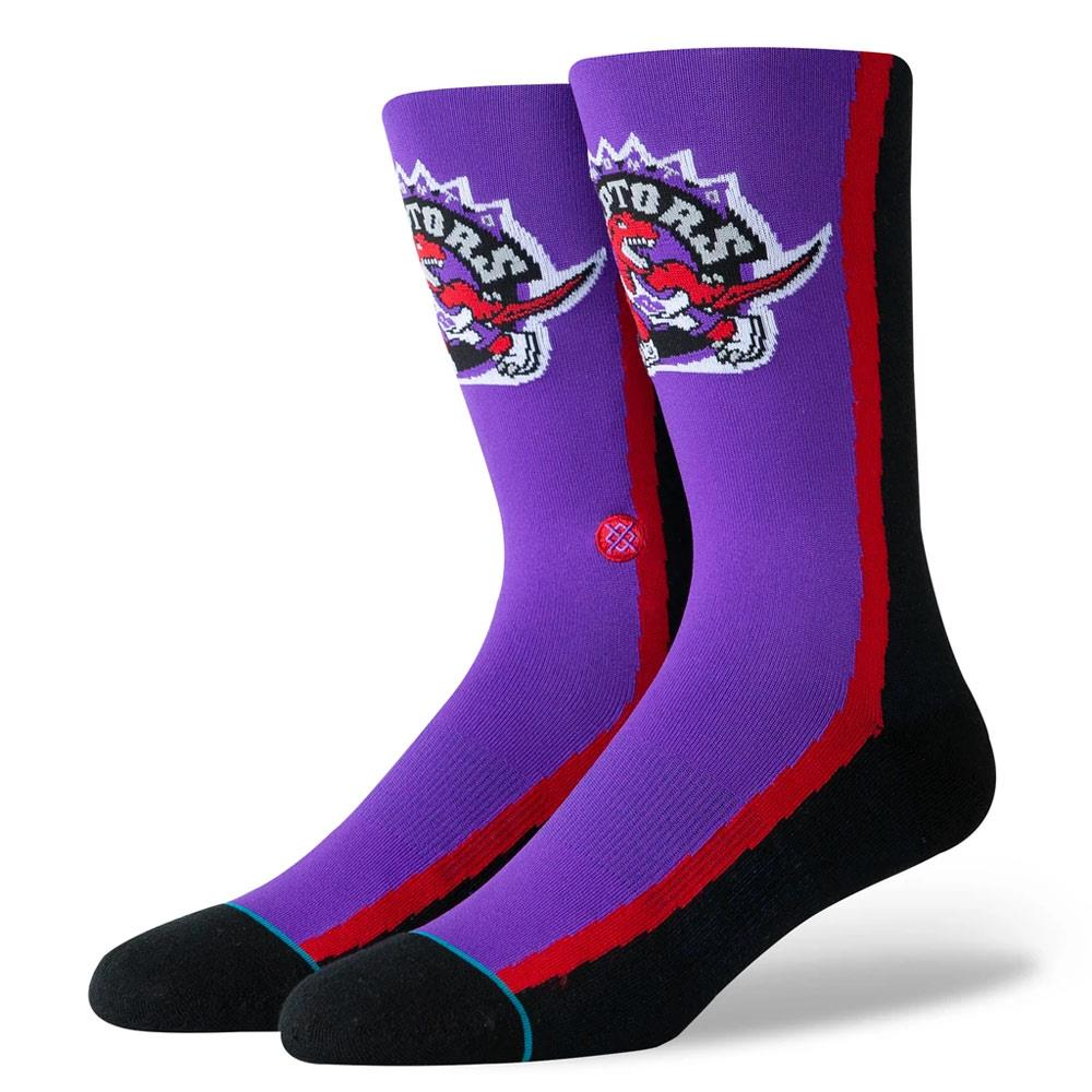 Stance NBA Raptors HWC Warmup Mens Socks