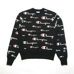 Champion Reverse Weave Crew - All Over Print