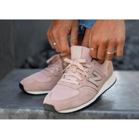 New Balance, WL420CLF, Pink, Womens Lifestyle Shoes,