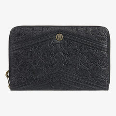ERJAA03715-KVJ0, ANTHRACITE, BLACK, ROXY, MAGIC HAPPENS ZIP AROUND WALLET, WOMENS WALLETS, SPRING 2020